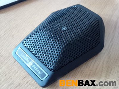 Audio Technica boundary microphone